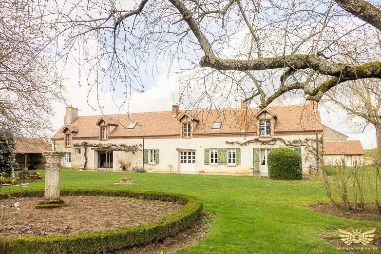 Vente maison / villa Sigloy 468000€ - Photo 1