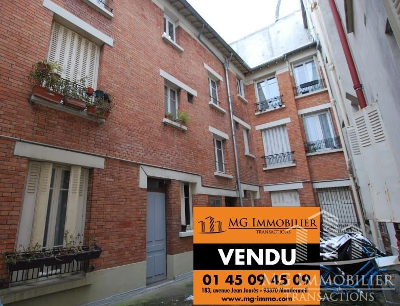 Vente appartement Montreuil 128 000€ - Photo 1