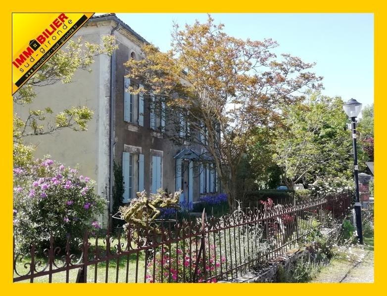 Vente maison / villa Langon 380000€ - Photo 1