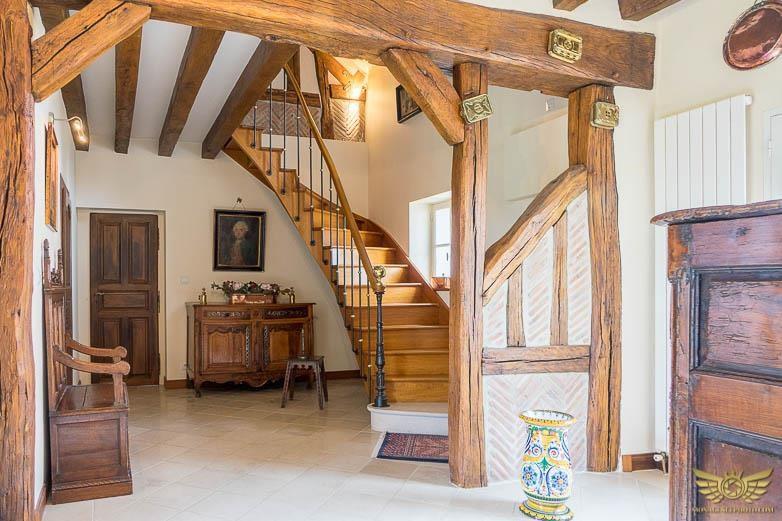 Vente maison / villa Sigloy 468000€ - Photo 5