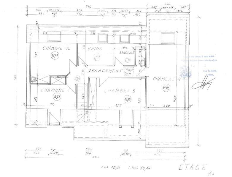 Vente maison / villa Conflans ste honorine 524000€ - Photo 7