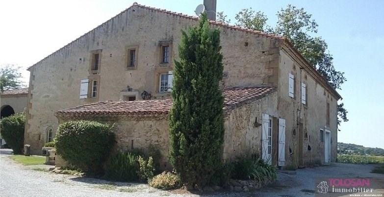 Deluxe sale house / villa Saint felix lauragais secteur 374000€ - Picture 1