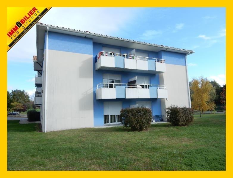 Venta  apartamento Langon 94500€ - Fotografía 1