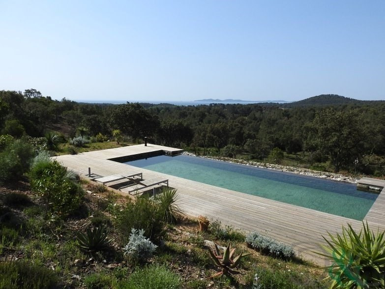 Deluxe sale house / villa Bormes les mimosas 2300000€ - Picture 1