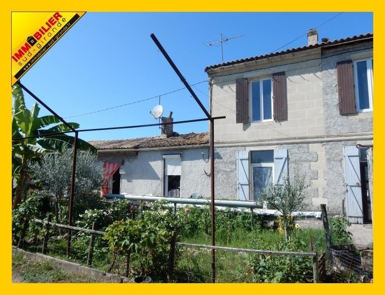 Vente maison / villa Langon 212300€ - Photo 1