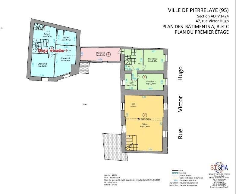 Vente appartement Pierrelaye 241040€ - Photo 3