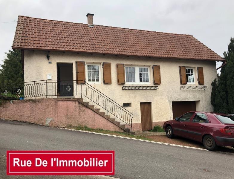 Sale house / villa Goetzenbruck 80000€ - Picture 6