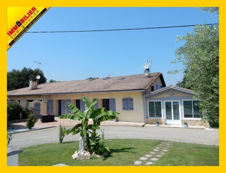 Revenda casa Langon 270200€ - Fotografia 1