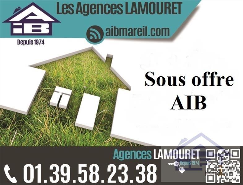 Vente terrain Fourqueux 590000€ - Photo 1