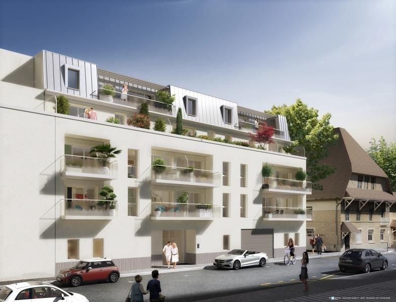 Sale apartment Caen 369000€ - Picture 2
