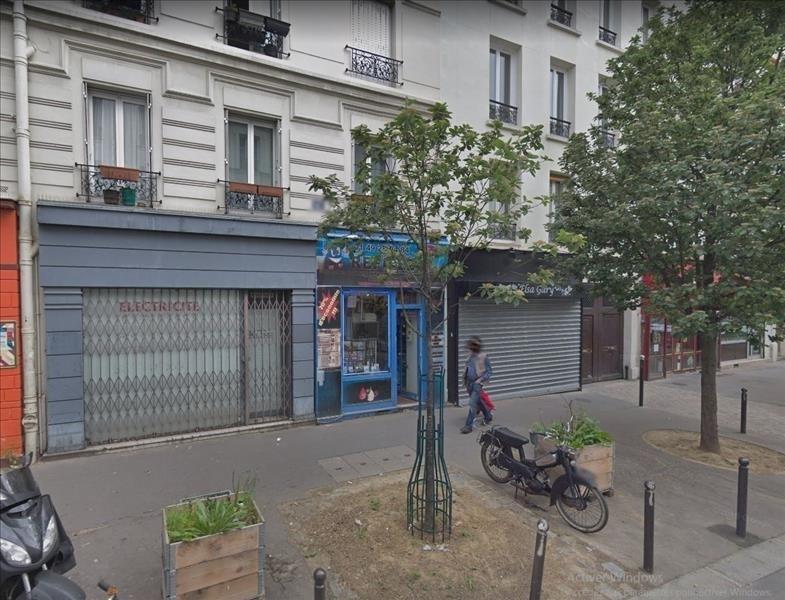 Verkoop  winkel Paris 12ème 439900€ - Foto 1