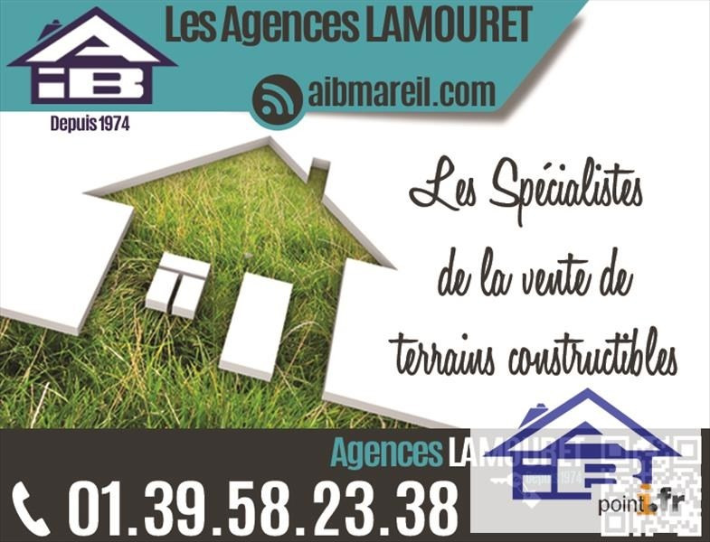 Vente terrain Saint germain en laye 735 000€ - Photo 1