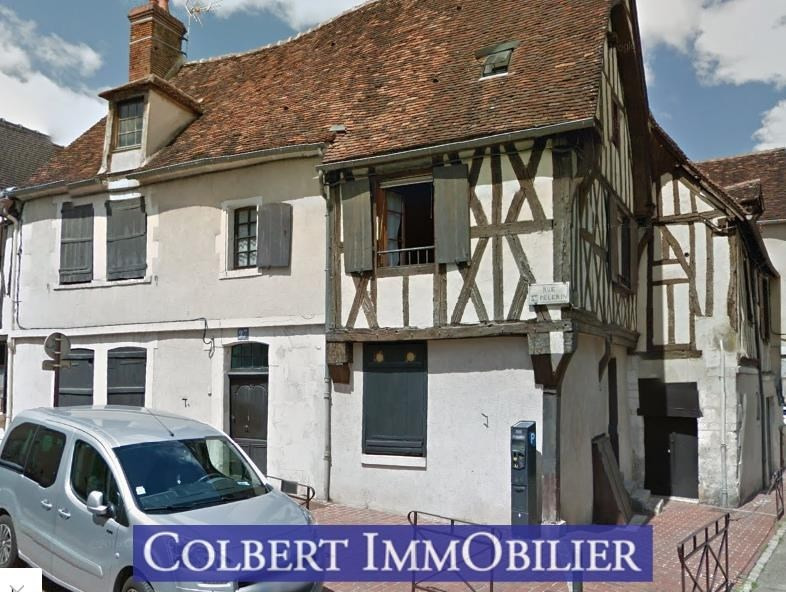 Vente immeuble Auxerre 390000€ - Photo 1
