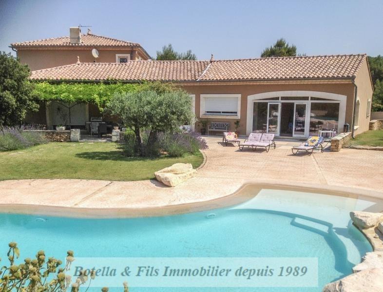 Verkoop van prestige  huis Tresques 698000€ - Foto 12