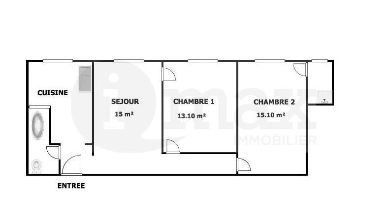 Vente appartement Asnières-sur-seine 375000€ - Photo 4