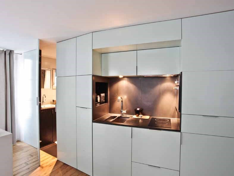 Sale apartment Paris 3ème 425 000€ - Picture 5