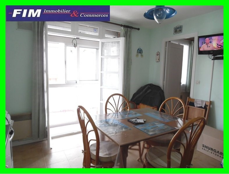 Sale apartment Le treport 84 000€ - Picture 1