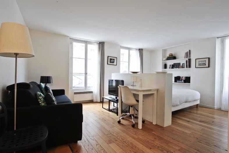 Sale apartment Paris 3ème 425 000€ - Picture 1