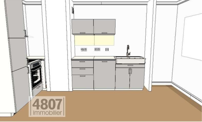 Location appartement Bonneville 855€ CC - Photo 5
