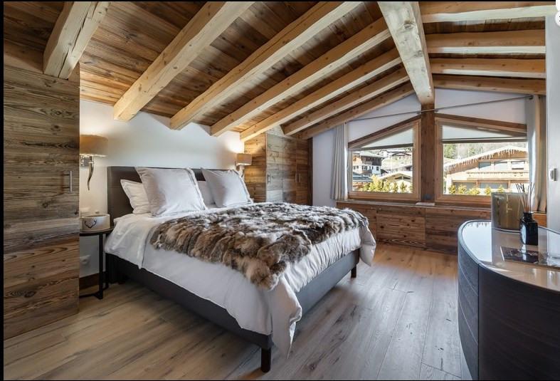 Vente de prestige maison / villa Megeve 2150000€ - Photo 8