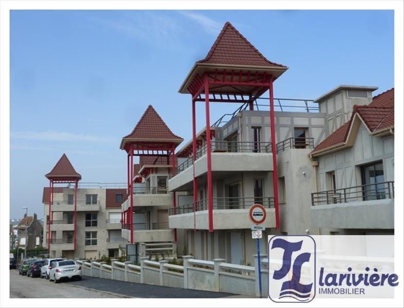 Vente appartement Wimereux 268000€ - Photo 1