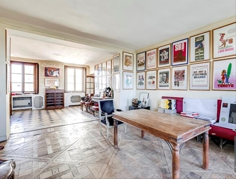 Vente de prestige appartement Paris 7ème 2 912 000€ - Photo 2