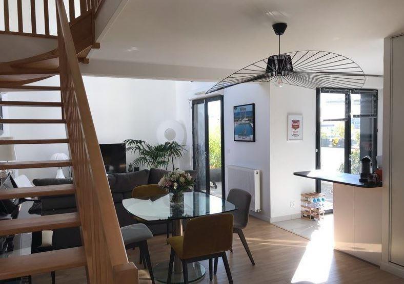 Sale apartment Asnieres sur seine 599000€ - Picture 1