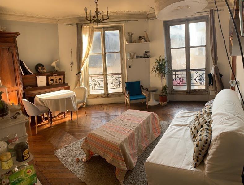 Sale apartment Paris 11ème 950000€ - Picture 1