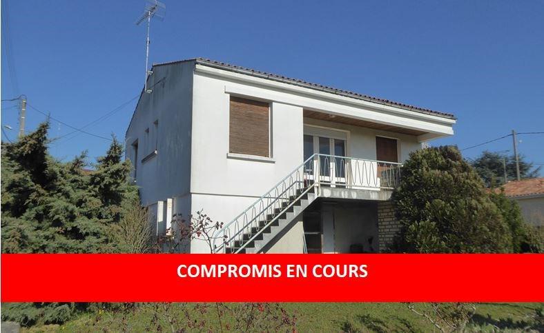 Sale house / villa Cognac 124000€ - Picture 1