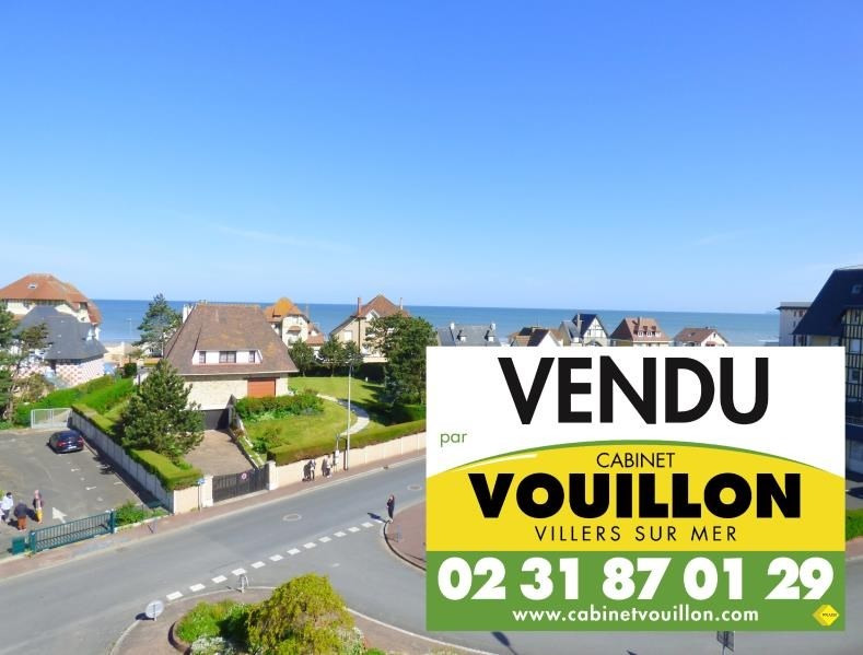 Vente appartement Villers sur mer 115 000€ - Photo 1