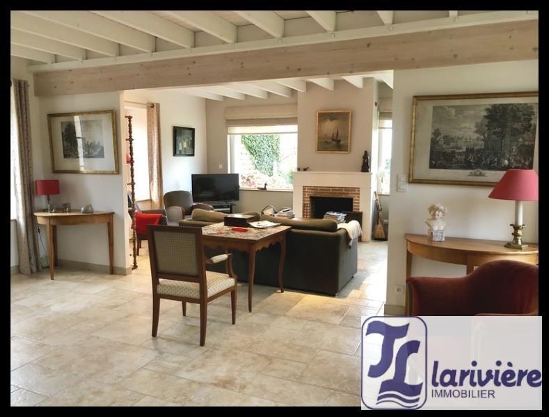 Vente de prestige maison / villa Proche ambleteuse 595000€ - Photo 1