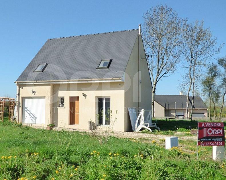Sale house / villa Les andelys 184000€ - Picture 14