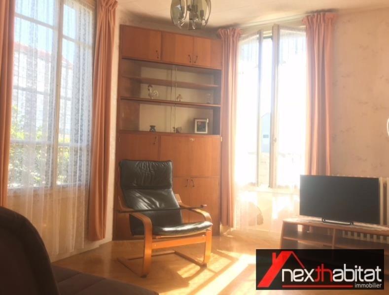Vente maison / villa Les pavillons sous bois 222000€ - Photo 2