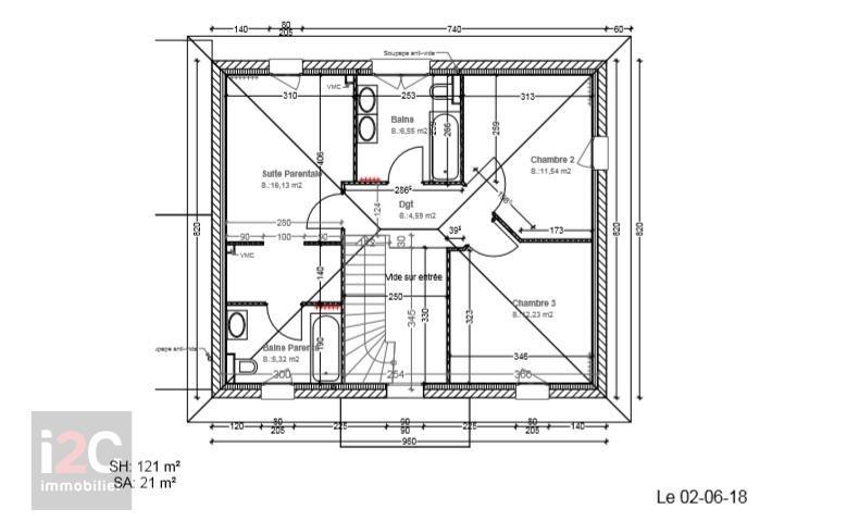 Venta  casa Peron 447000€ - Fotografía 3