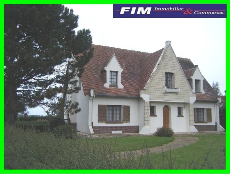 Verkoop  huis Friville escarbotin 199000€ - Foto 1