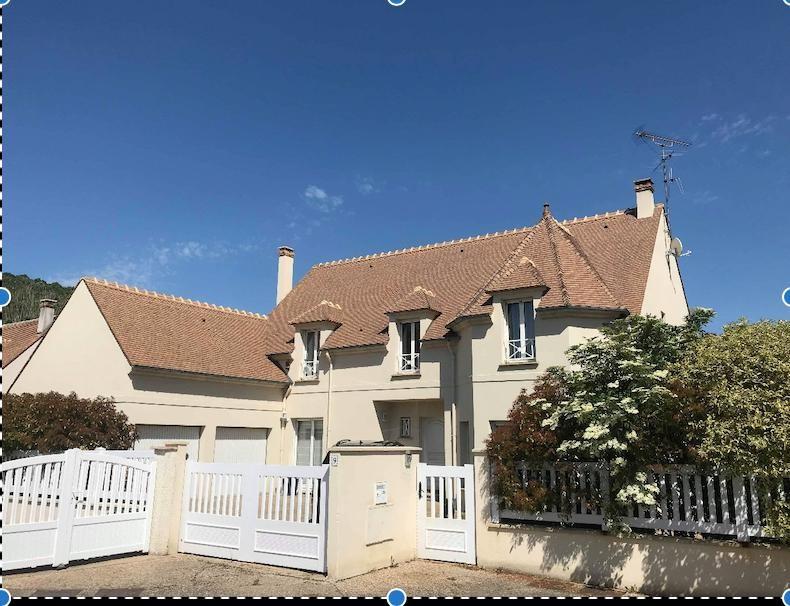 Sale house / villa Chevreuse 950000€ - Picture 1