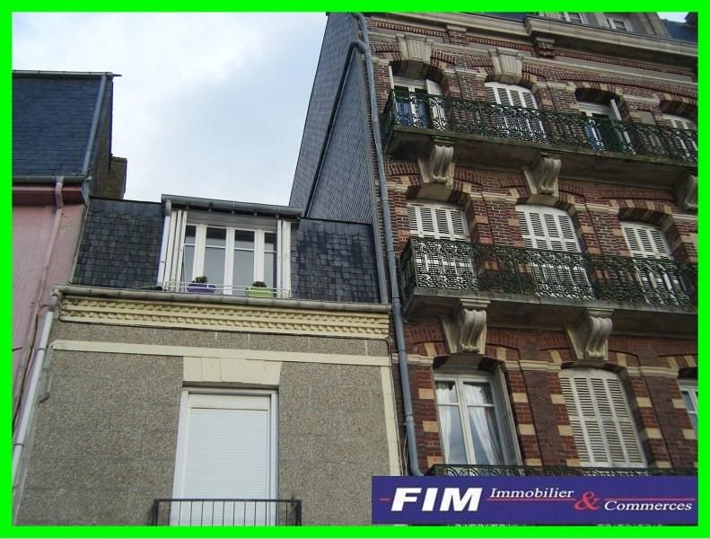 Verkoop  appartement Mers les bains 73000€ - Foto 1