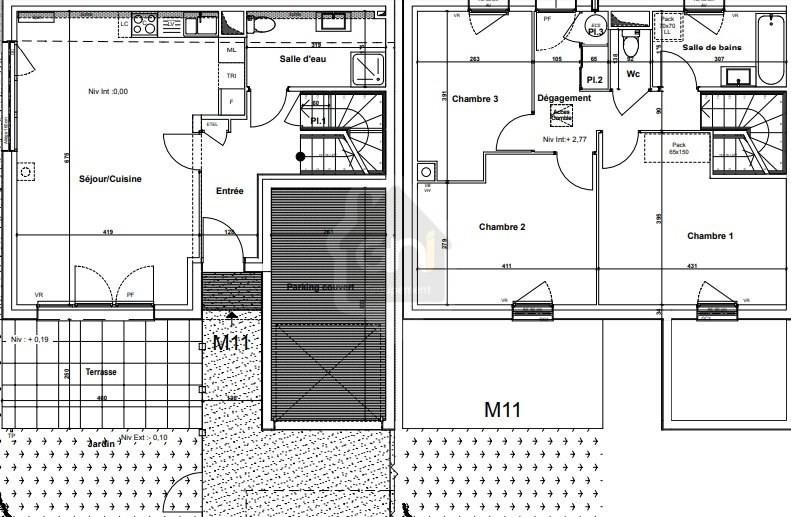 Vente maison / villa Gardanne 367000€ - Photo 4