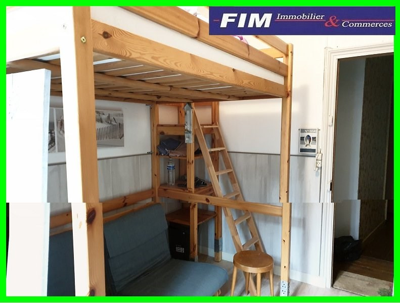 Vente appartement Ault bord de mer 21 500€ - Photo 1