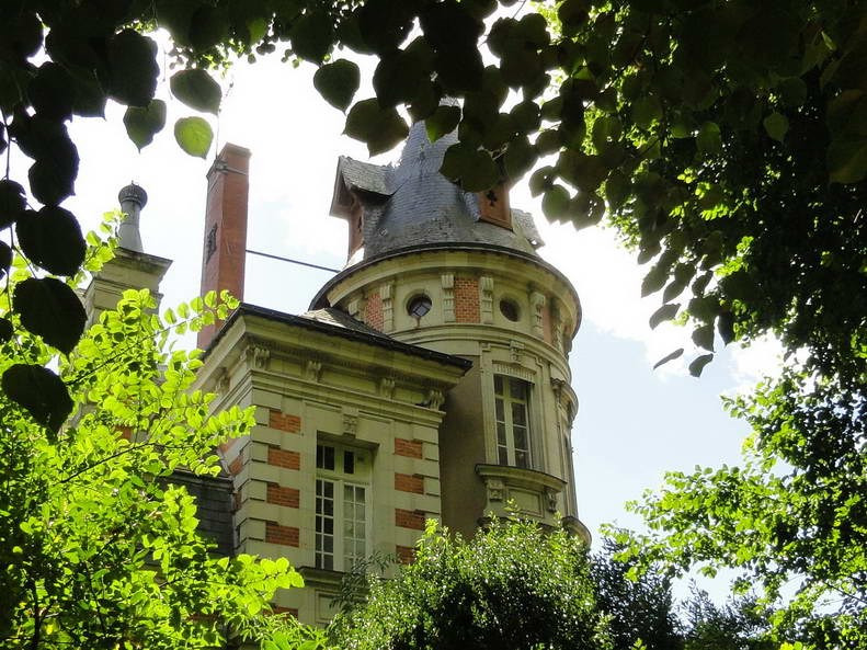 Deluxe sale private mansion Angers à 25 mn. nord 636000€ - Picture 3