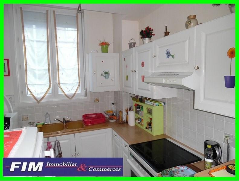 Sale apartment Mers les bains 118000€ - Picture 1
