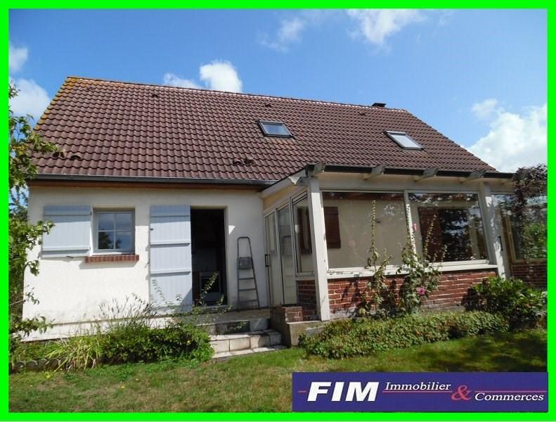 Vente maison / villa Secteur gamaches 177000€ - Photo 1