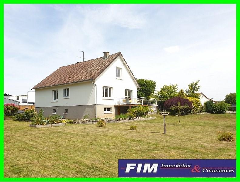 Vente maison / villa Secteur eu 270000€ - Photo 1