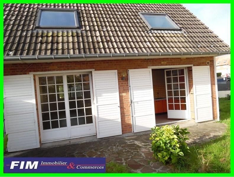 Verkoop  huis Mers les bains 138000€ - Foto 1