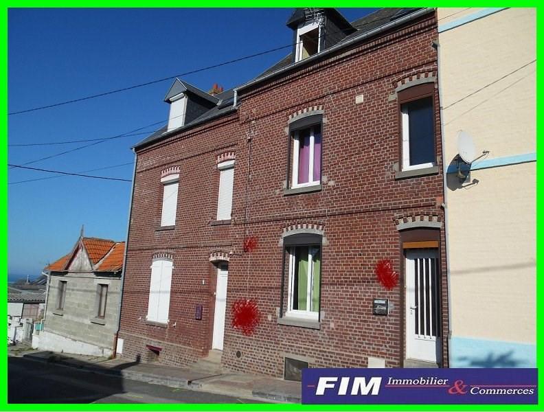 Verkoop  huis Ault bord de mer 173000€ - Foto 1