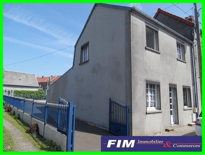 Verkoop  huis Secteur friville 117000€ - Foto 1