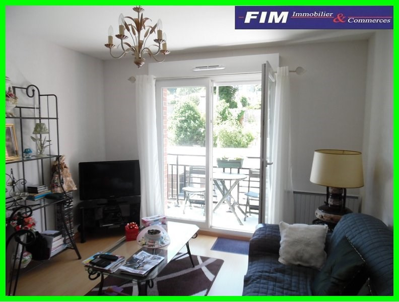 Vente appartement Le treport 127 000€ - Photo 1
