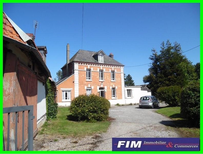 Vente maison / villa Secteur eu 141000€ - Photo 1