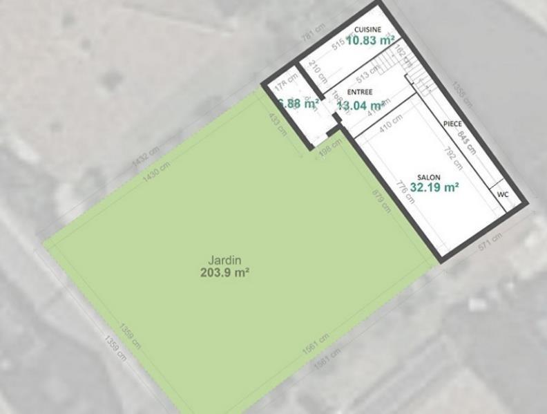Sale house / villa Toulouse 349000€ - Picture 3