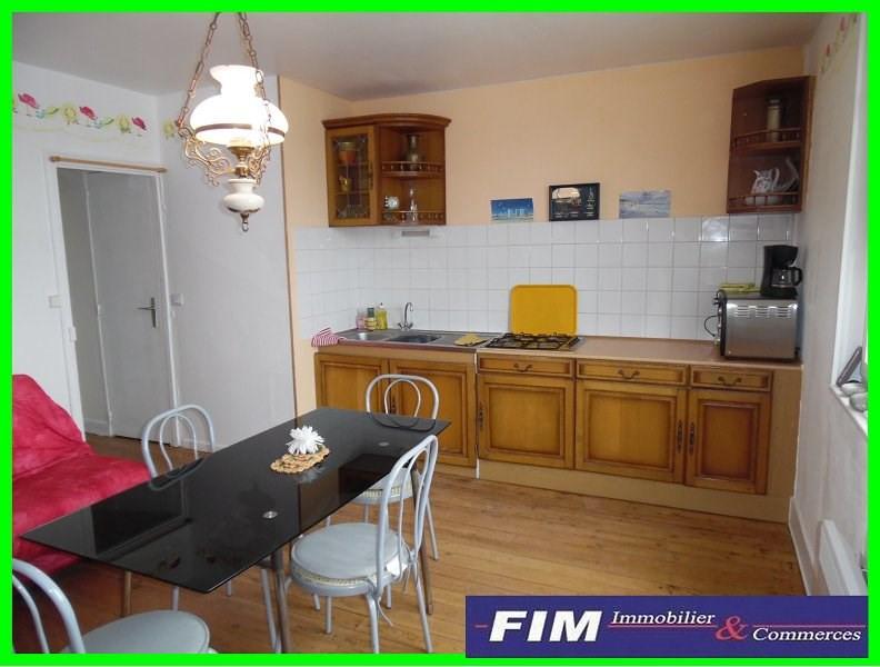 Vente appartement Mers les bains 73000€ - Photo 1